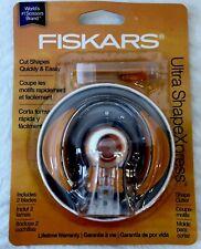 Fiskars Ultra Shapexpress Shape Cutter Scrapbooking Photo Paper Crafts