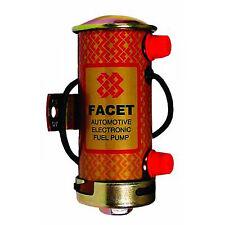 1x FACETTE ARGENT 476087 Top Cylindrique Pompe à Carburant (STS504)