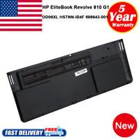 44Wh Battery For HP EliteBook Revolve 810 G1 Tablet HSTNN-IB4F OD06XL 698943-001