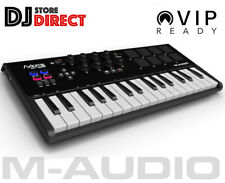 M-AUDIO AXIOM AIR MINI 32 USB MIDI Keyboard Drum Pad Music Controller FREE P&P