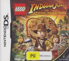 NINTENDO DS - LEGO INDIANA JONES THE ORIGINAL ADVENTURES