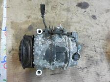 03-06 Porsche Cayenne S 4.5L V8 AC A/C Compressor 44722091