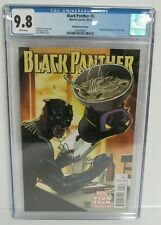 Black Panther #5 (2016) Pichelli Variant Cover CGC 9.8 A098