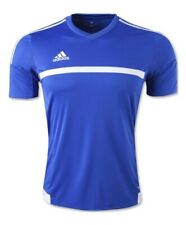Adidas Men's MLS 15 Match Soccer Jersey T-Shirt Blue/White Size Small