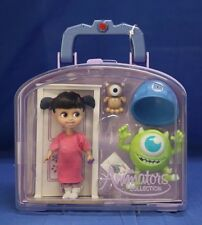 Disney Store Monsters Inc Animators' Collection Playset Mike Boo Doll