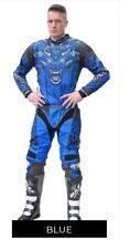 Wulfsport Adult AZTEC BLUE kit Shirt size M pants 34 Motocross Motorbike ATV