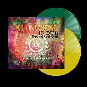 Killing Joke - In Dub Rewind (Vol.1) - 2xLP Vinyl - LTD Colour *Released October