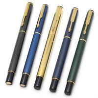 Parker Rialto Fountain Pen - Extra Fine - Fine - Medium - Made in UK