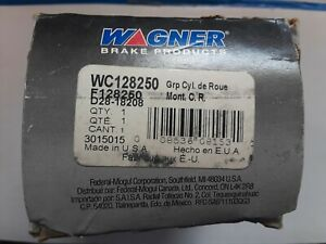 """WC128250 ~ F128250 Wagner """"New' Wheel Cylinder Chrysler Dodge Plymouth Eagle"""