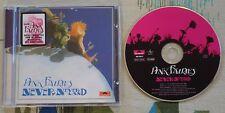 The Pink Fairies CD Never Never Land w 4 Bonus Cuts UK Import