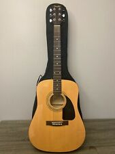 FENDER FA-100 DREADNOUGHT  ACOUSTIC GUITAR WITH SOFT CASE