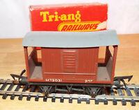 Triang Railway R16 OO Gauge Brake Van IN ORIGINAL BOX