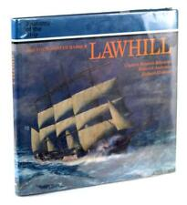 The Four-Masted Barque Lawhill Anatomy of the Ship Series Hardcover w/Dustjacket