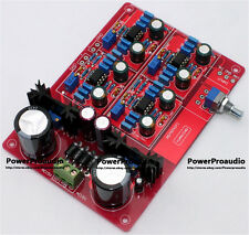 HIFI NE5534 Preamplifier Board 136X96MM Refer to MBL6010 Circuit, 12 times Gain