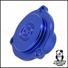 ASTRA CORSA VXR DUMP VALVE BLOW OFF VALVE TURBO BLANKING PLATE (BLUE)