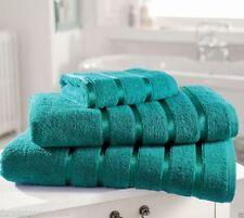 Personalised Striped Bath Towels