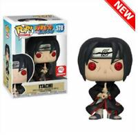 NEW Funko Pop Naruto Shippuden : AE Exclusive : Itachi #578 Vinyl Figure