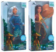 Klassische Disney Puppen, Raya und der letzte Drache, Raya oder Sisu