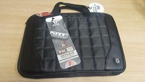Port Designs BERLIN II 10-12.5 Inch Padded Laptop Bag Black
