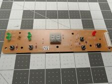 6871A2042A LG Dehumidifier User Control and Display Module