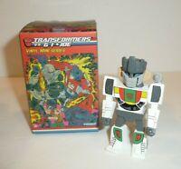WHEELJACK Mystery Vinyl Mini Series Transformer GIJOE Kidrobot Figure Decepticon