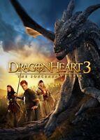 Dragonheart 3: The Sorcerer's Curse [New DVD] Slipsleeve Packaging, Sn