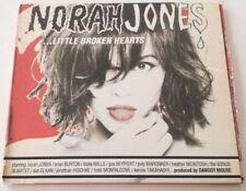NORAH JONES LITTLE BROKEN HEARTS DIGIPACK CD ALBUM BUONO SPED GRATIS SU+ACQUISTI