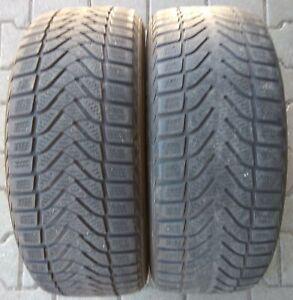 2 Winter Tyre Winterhawk M+S 205/55 R16 91H RA2059
