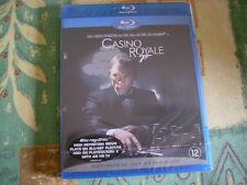 dvd film blu ray james bond 007 CASINO ROYALE daniel craig