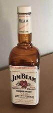 Jim Beam Colored 750ml Display Bottle