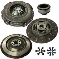 FLYWHEEL AND CLUTCH KIT WITH ALL BOLTS FOR A BMW 1 SERIES CONVERTIBLE 118 D