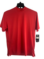 Mizuno 350246 Mens MzO G2 SS Tee New with Tags Red Sizes S or M BB004