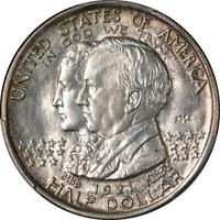 1921 Alabama 2x2 Commem Half Dollar PCGS MS64 Superb Eye Appeal Strong Strike