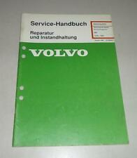 volvo 340 and 360 transmission factory service repair manual