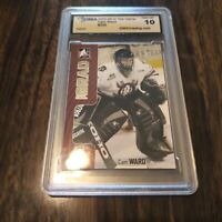 2005-06 CAM WARD ITG HEROES & PROSPECTS #335 ROOKIE CARD RC GEM MINT 10