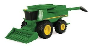 NEW John Deere Collect and Play MINI Combine and Head LP64771