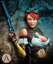 Scale 75 200mm Bust - Jessica Thunder Resin Model - 40223