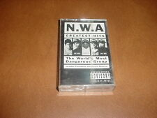 Greatest Hits [PA] by N.W.A (Cassette, Jul-1996, Priority Records (USA))