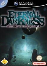 Nintendo GameCube Spiel - Eternal Darkness Spiel - Sanity's Requiem nur CD