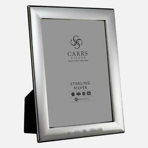 English Silver Photo Frame 7 X 5 Inches With Feature Hallmark For 2021