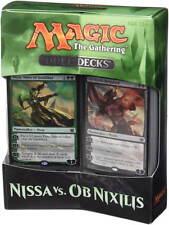 Magic the Gathering DUEL ponti Nissa vs se Nixilis VERSIONE INGLESE NUOVO DECK