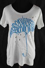 AUTH $150 Burberry Brit Women T shirt M