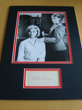 Lotte Lenya James Bond Genuine Signed Authentic Autograph - UACC / AFTAL.