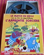 Le Match du siècle - Walt Disney - Film-Office Super 8 sonore et en couleurs