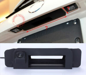 Reverse Switch Car Camera for Mercedes Benz 15-17 C W205 CLA C200L C180L C260L