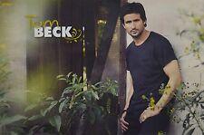 TOM BECK - A3 Poster (42 x 28 cm) - Alarm für Cobra 11 Clippings Sammlung NEU