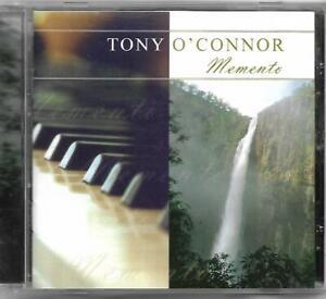 Tony O'Connor Memento CD relaxation