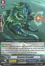 CARDFIGHT VANGUARD CARD: HARPOON DRACOKID - G-BT09/100EN C