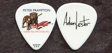 Peter Frampton 2010 Churchill Tour Guitar Pick! Adam Lester custom stage Pick