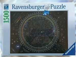 Brand New Ravensburger 1500 Piece Jigsaw Puzzle - MAP OF THE UNIVERSE